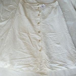 NWT Loft Skirt